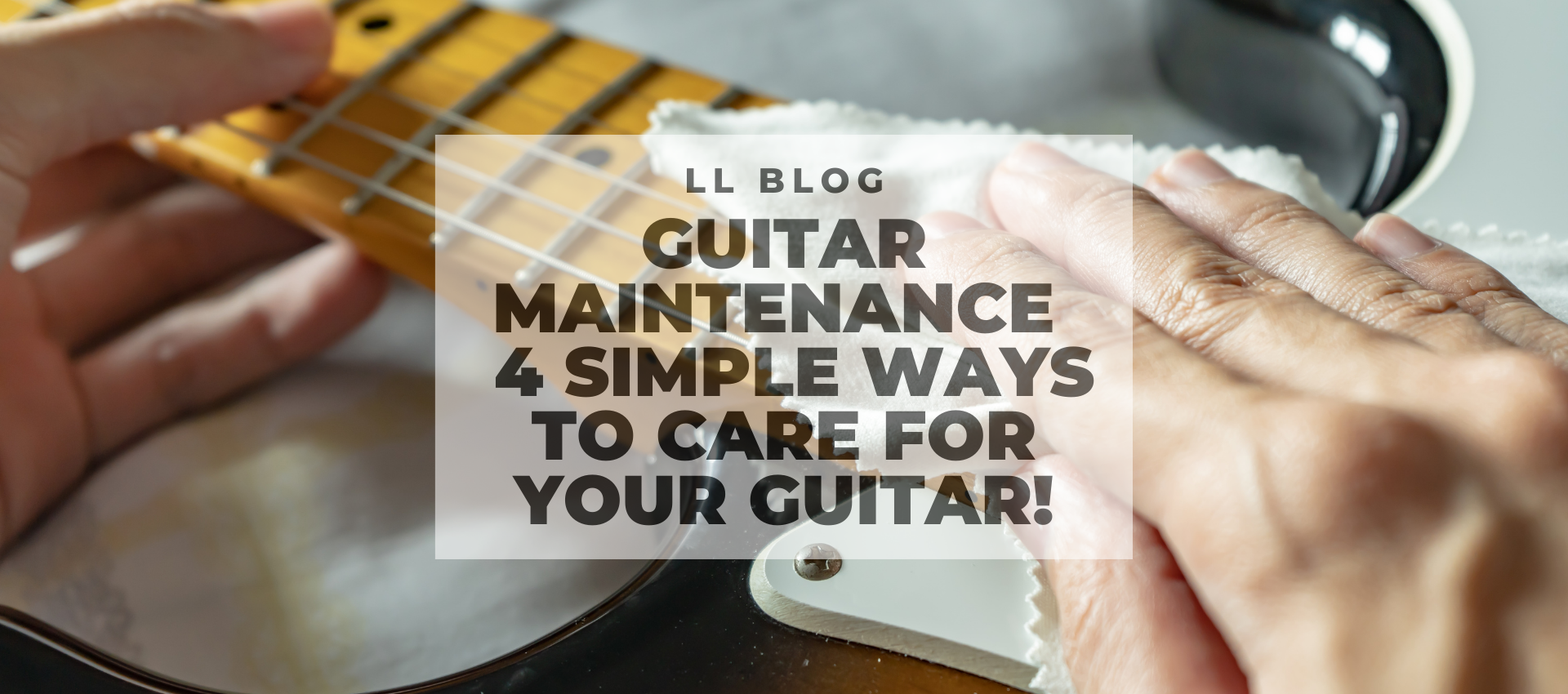 GUITAR MAINTENANCE 4 SIMPLE WAYS TO KEEP YOUR GUITAR PLAYING FIT 3