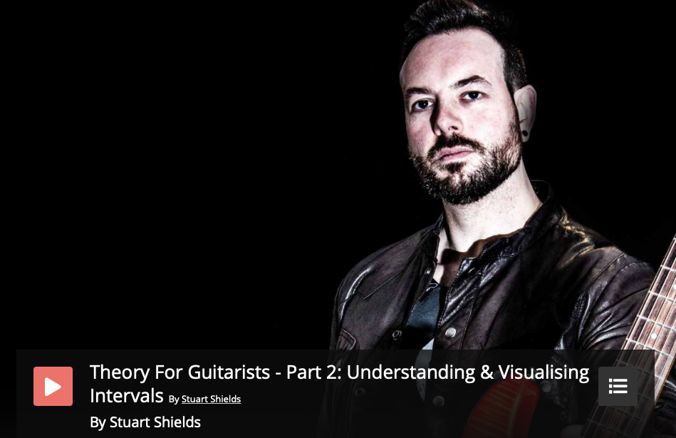 Hero lesson Theory For Guitarists Part 2