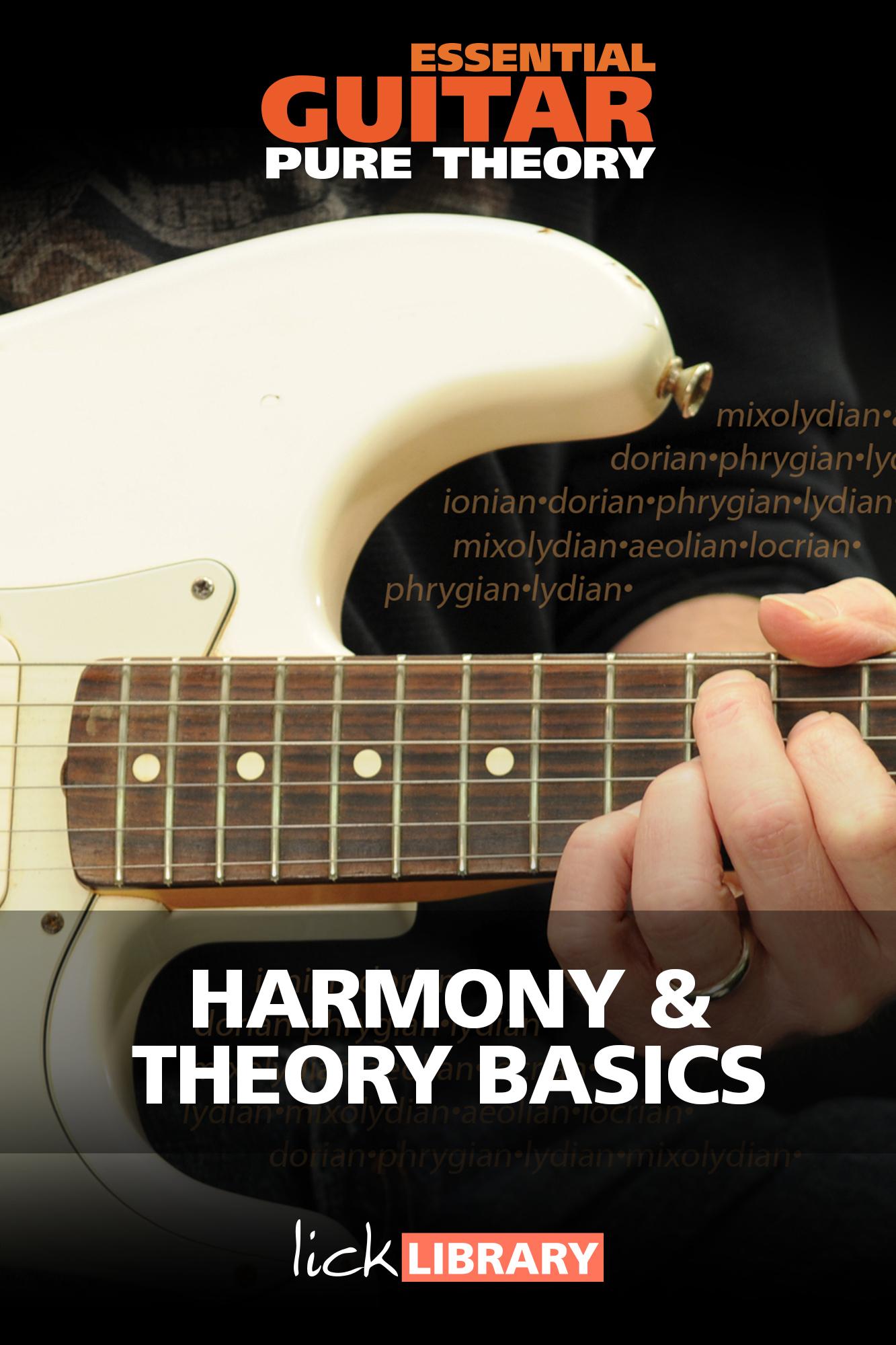 Thumbnail course EGPT Harmony And Theory Basics RDR0242