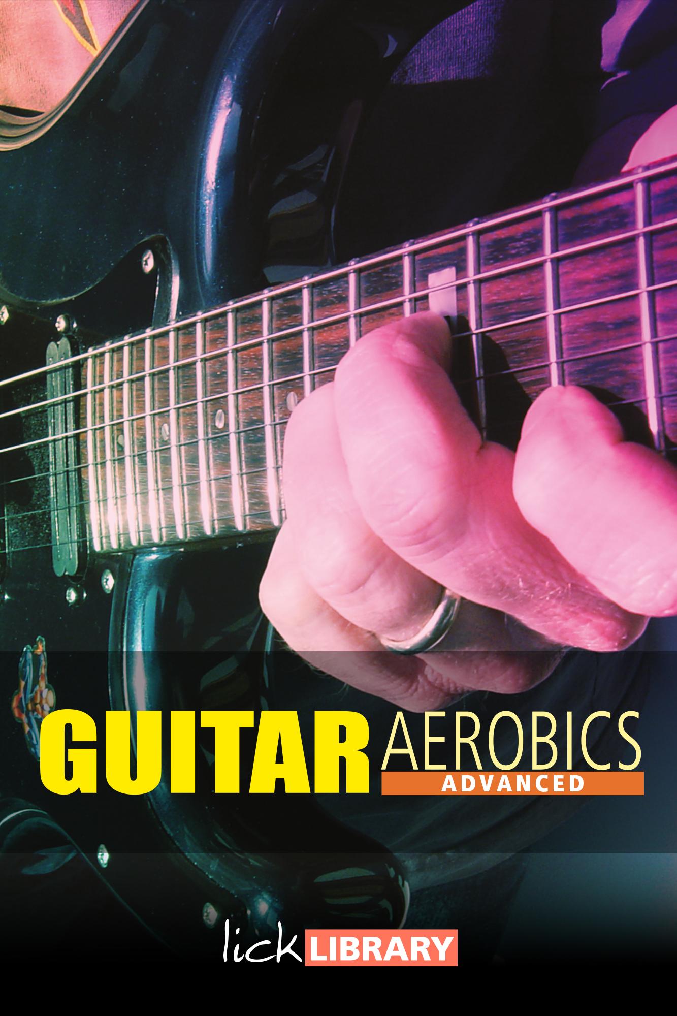 Thumbnail course Guitar Aerobics Advanced RDR0043