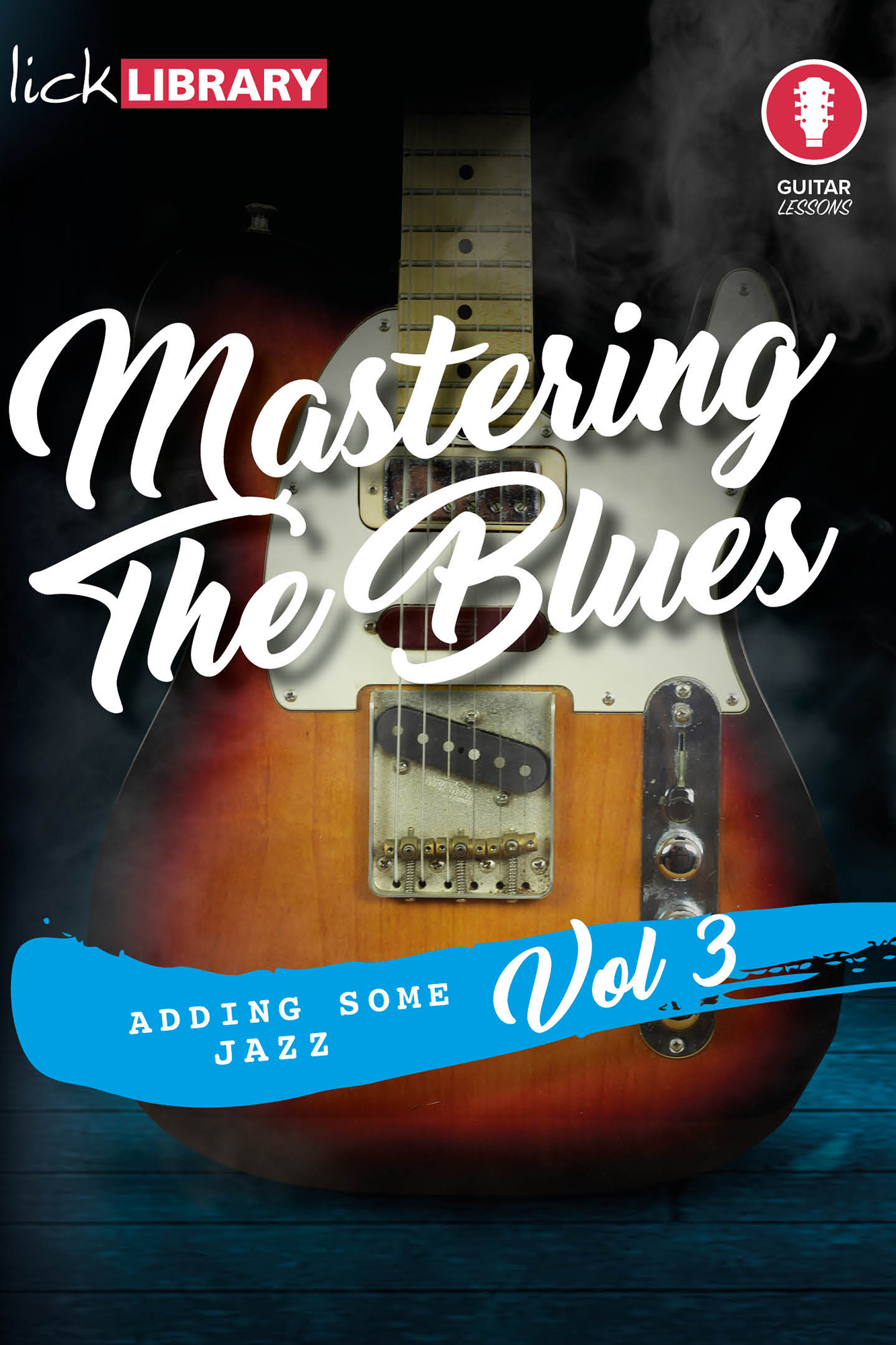 Thumbnail course Mastering The Blues Part Three RDR0585